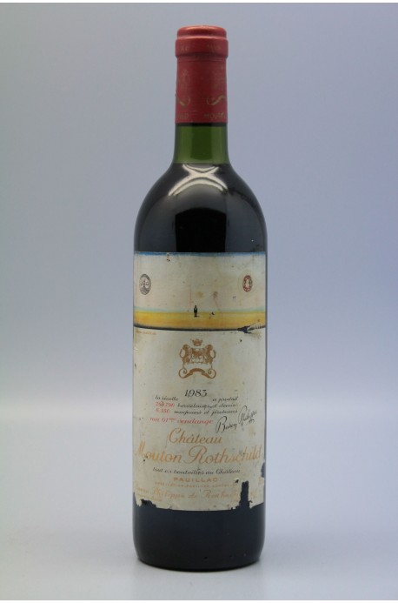 Mouton Rothschild 1983