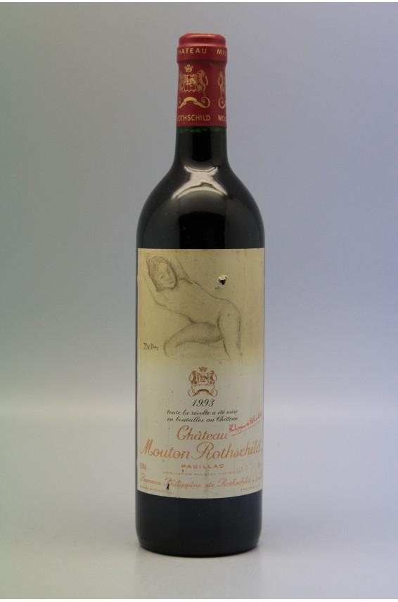 Mouton Rothschild 1993