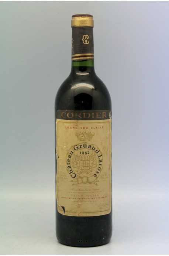 Gruaud Larose 1982 OWC