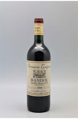 Tempier Bandol Cuvée Spéciale La Tourtine 1998