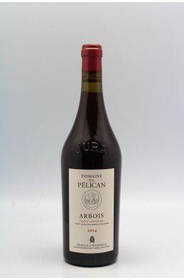 Domaine du Pélican Arbois 3 Cépages 2014