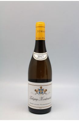 Domaine Leflaive Puligny Montrachet 2017