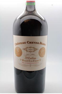 Cheval Blanc 2005 Double Magnum