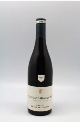 Fontaine Gagnard Chassagne Montrachet 2018 rouge