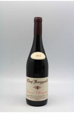 Clos Rougeard Saumur Champigny Le Clos 2012