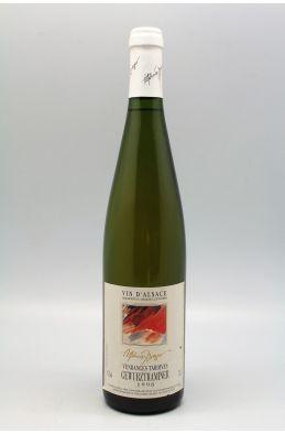 Alphonse Meyer Alsace Gewurztraminer Vendanges Tardives 1998