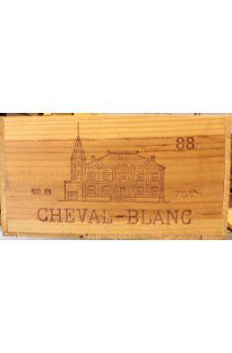 Cheval Blanc 1988 OWC