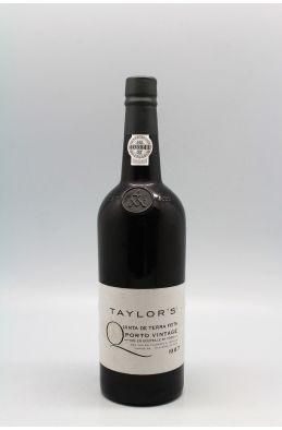 Taylor's Porto Vintage 1987