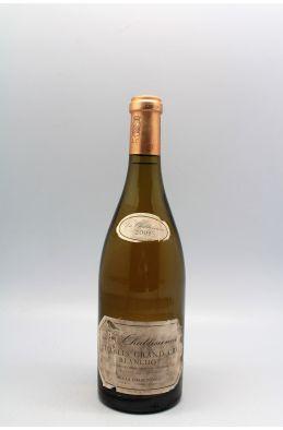 La Chablisienne Chablis Grand cru Blanchot 2001