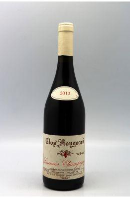Clos Rougeard Saumur Champigny Le Bourg 2013
