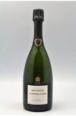 Bollinger La Grande Année 2012