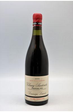 Dominique Laurent Volnay 1er cru Santenots Cuvée Tradition 2002