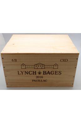 Lynch Bages 2016 OWC