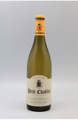 Jean Paul Droin Petit Chablis 2019