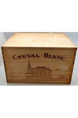 Cheval Blanc 2003