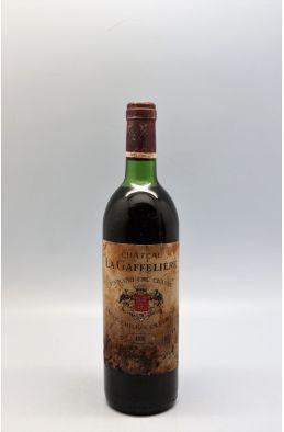 La Gaffelière 1979 - PROMO -20% !