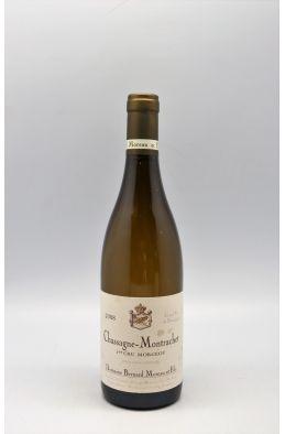 Bernard Moreau Chassagne Montrachet 1er cru Morgeot 2008 blanc