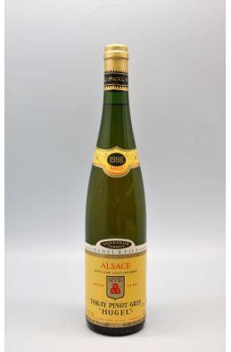 Hugel Alsace Tokay Pinot Gris Vendanges Tardives 1996