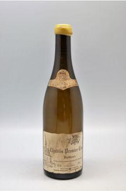 Raveneau Chablis 1er cru Butteaux 2011 -10% DISCOUNT !