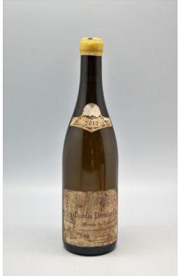 Raveneau Chablis 1er cru Montée de Tonnerre 2012 -10% DISCOUNT !
