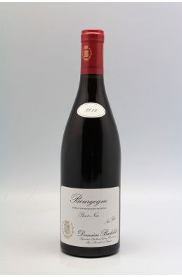 Denis Bachelet Bourgogne 2015 rouge