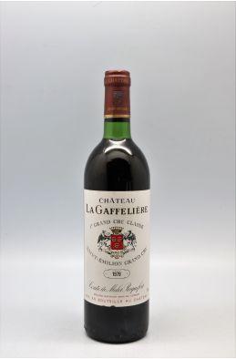 La Gaffelière 1979