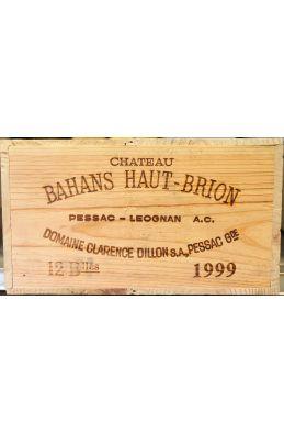 Bahans Haut Brion 1999