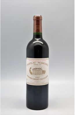Château Margaux 2002