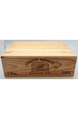 Château Margaux 2002 OWC