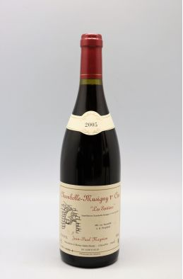 Stéphane Magnien Chambolle Musigny 1er cru Les Sentiers 2005