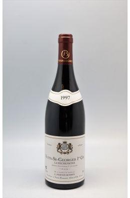 Pernin Rossin Nuits Saint Georges 1er cru La Richemone 1997