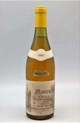Amiot Bonfils Montrachet 1988 -5% DISCOUNT !