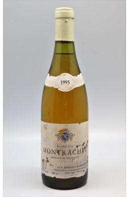 Ramonet Montrachet 1995 - PROMO -10% !