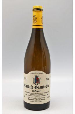 Jean Paul Droin Chablis Grand cru Valmur 2011