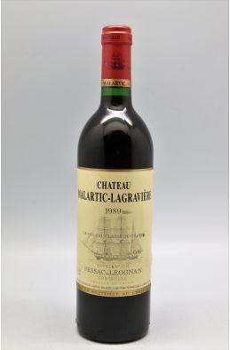 Malartic Lagravière 1989