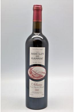 Moulin de Gassac Albarans Vieilles Vignes 2003