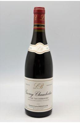 Lucien Boillot Gevrey Chambertin 1er cru Les Cherbaudes 2011