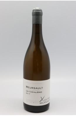 Xavier Monnot Meursault Les Chevalières 2017