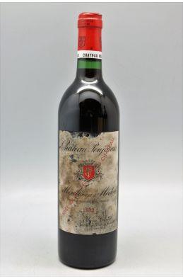 Poujeaux 1982 - PROMO -10% !