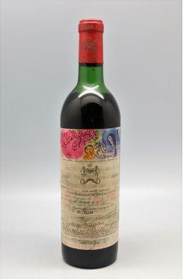 Mouton Rothschild 1970 -10% DISCOUNT !