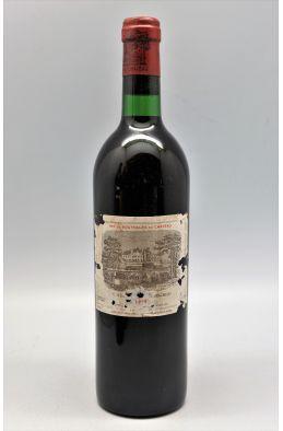 Lafite Rothschild 1975 -10% DISCOUNT !