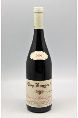 Clos Rougeard Saumur Champigny Le Bourg 2005