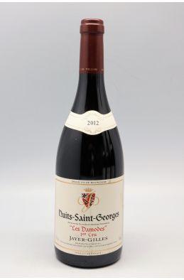 Jayer Gilles Nuits Saint Georges 1er cru Les Damodes 2012