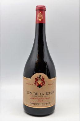 Ponsot Clos de la Roche Vieilles Vignes 2003 Magnum - PROMO -5% !