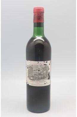 Lafite Rothschild 1968 - PROMO -15% !