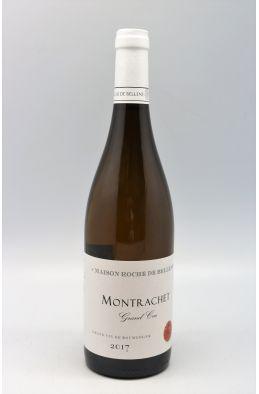 Roche de Bellene Montrachet 2017