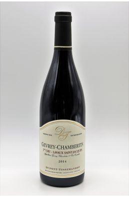 Dupont Tisserandot Gevrey Chambertin 1er cru Lavaux Saint Jacques 2014