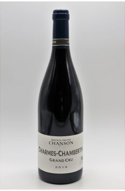 Chanson Charmes Chambertin Bastion de l'Oratoire 2015