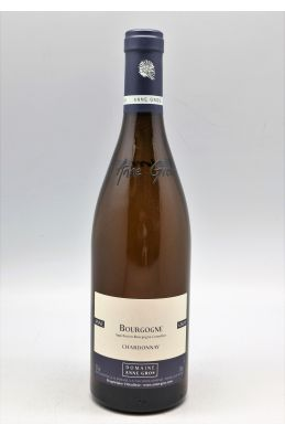Anne Gros Bourgogne 2019 blanc