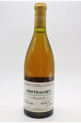 Romanée Conti Montrachet 2005